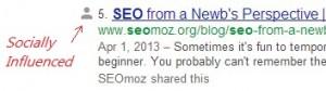 Google+ Web Presence Optimization